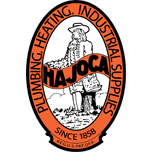 orange hajoca oval logo